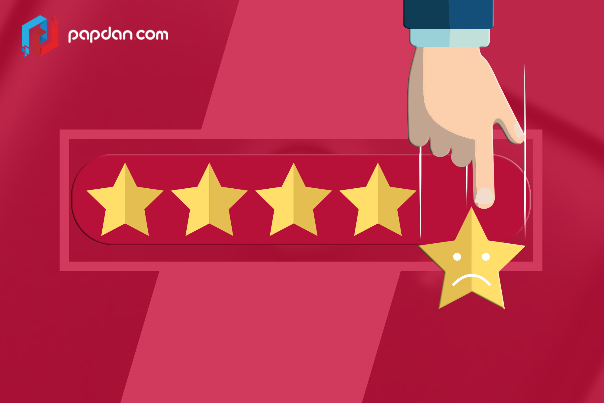 How polite negative reviews can make positive impact on people - The Most Effective Ways To Respond To Negative Reviews