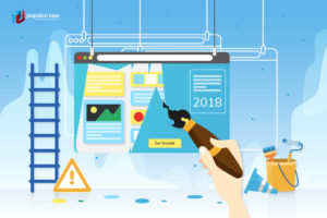 Stop Using These Used-to-Be Web Design Trends If You Want to Attract More Customers in 2018