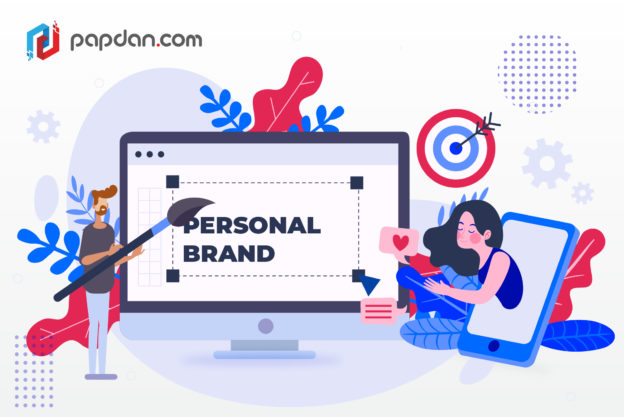 how to build personal brand with content